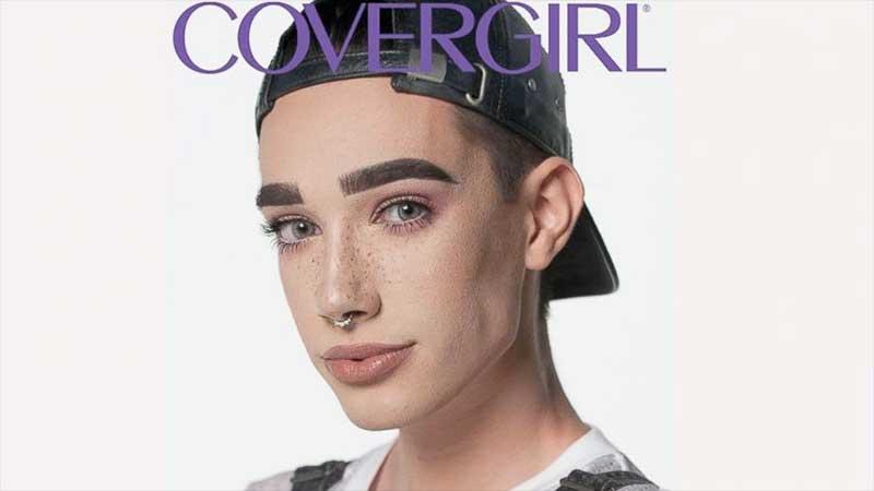 James Charles, el youtuber de maquillaje en problemas