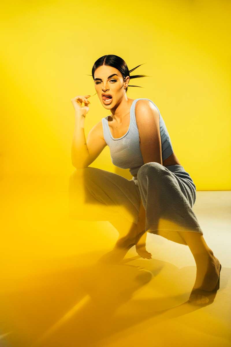Jedet, la estrella trans-disciplinar: música, actriz...