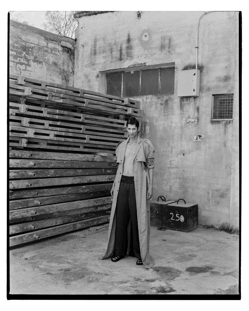 Joven Fotografía de Moda en España: Carlos Roca