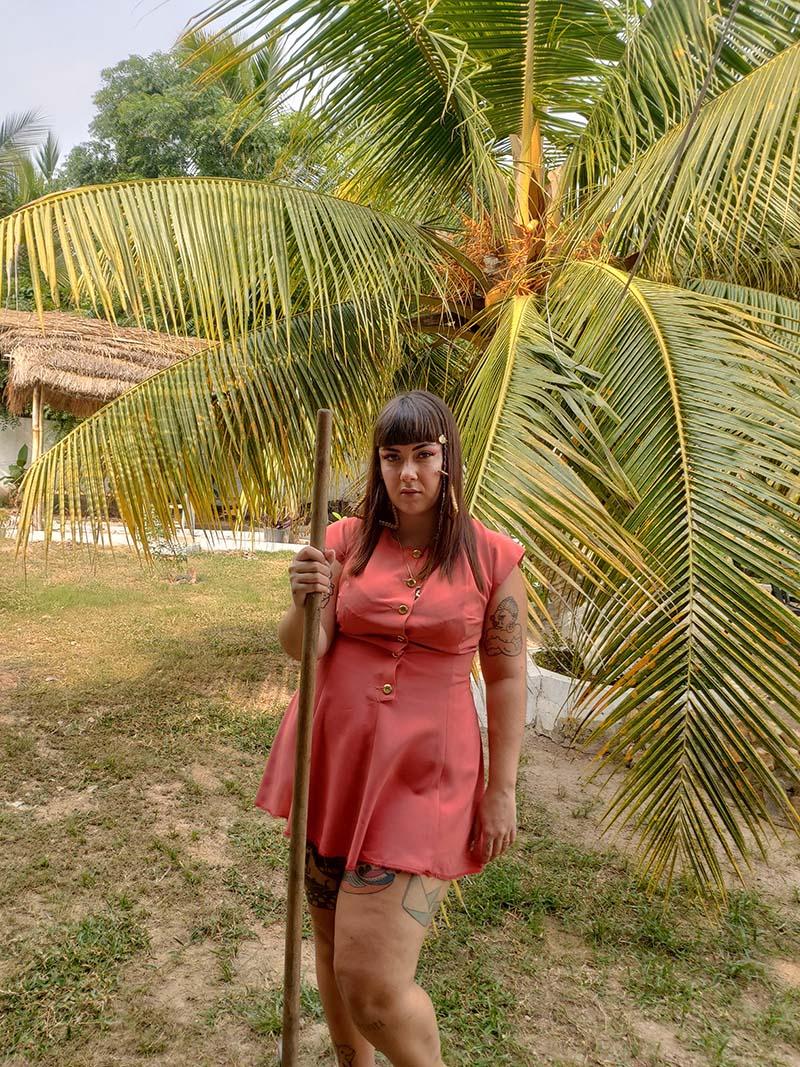 Lapili nos cuenta en un diario su viaje a Ghana