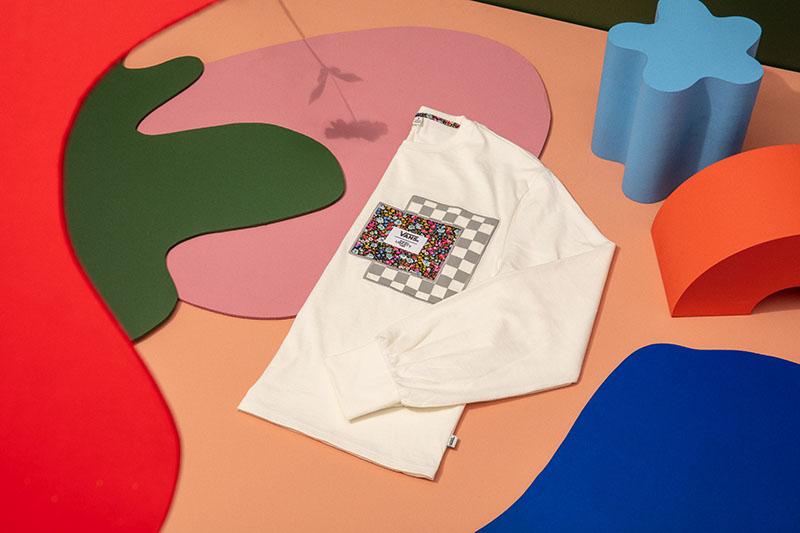 La atrevida colección de Vans x Liberty Fabrics