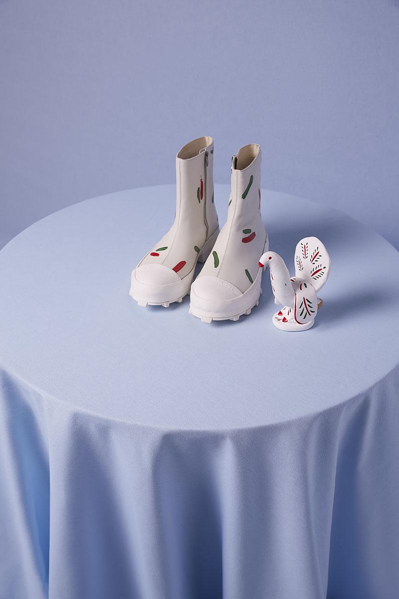 Camperlab Siurell: Alfarería mallorquina hecha calzado
