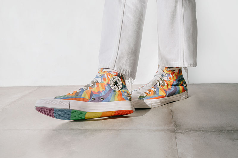 La última edición de Converse Pride 2021 se supera❤️