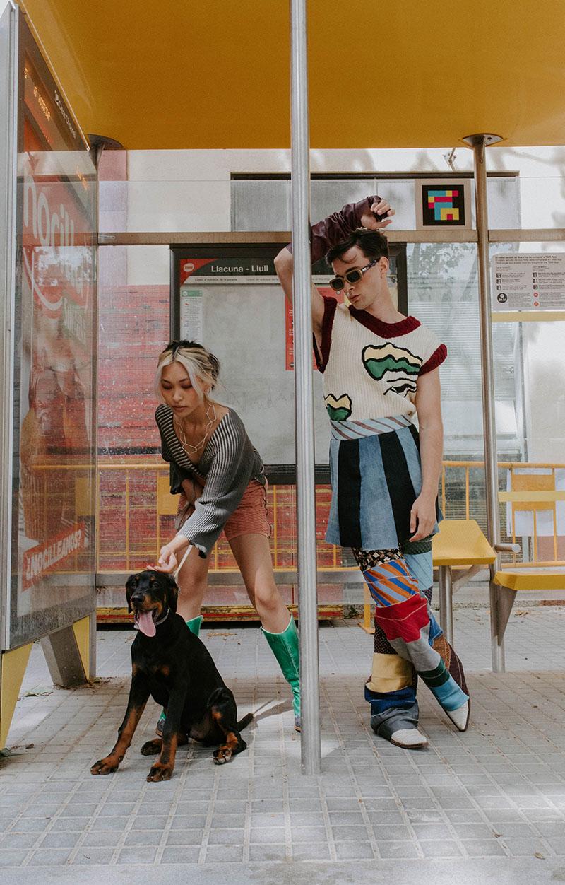 Fotografía de moda en España: Coyotes