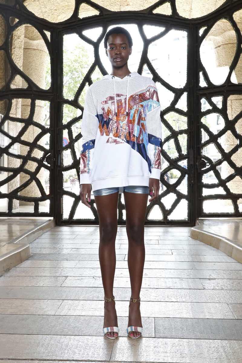 Custo Barcelona SS21: Summer vibe y 080 Barcelona Fashion