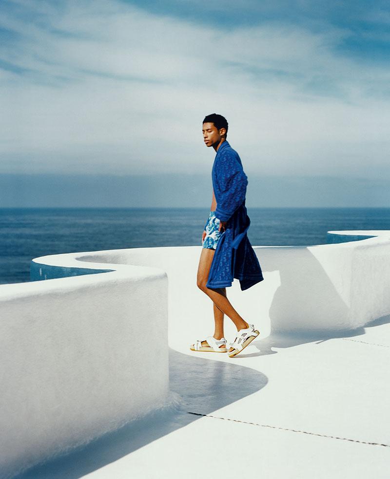 Dior Beachwear Men's 2021 x Kim Jones