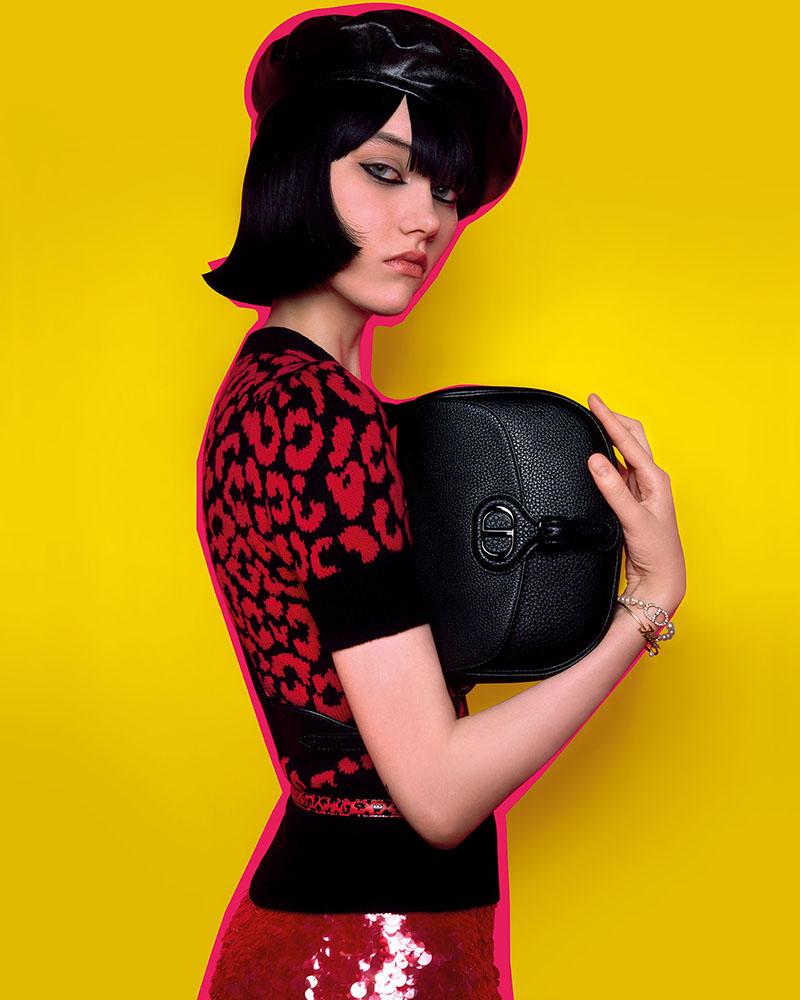 Dior Fall 2021: reinventando el House Code con Pop Art