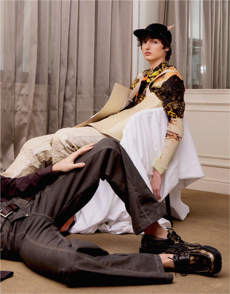 Fotografía de Moda: Abel Trujillo y Javier de Juanas