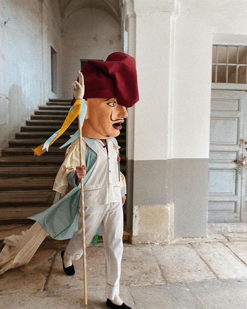 "Jorge Parra debuta con su fashion film ""Monsieur JPL"""