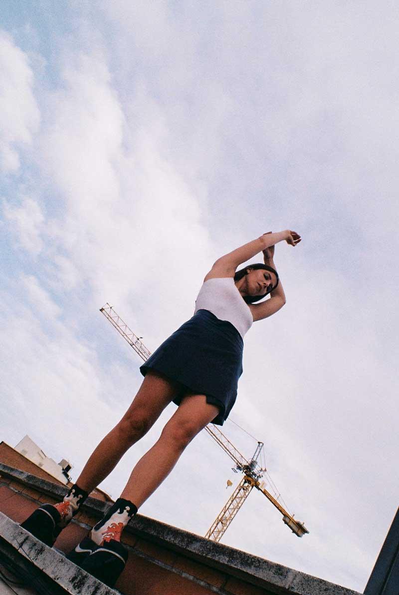 Mafalda, Bailando Sin Sentido, nuevo EP de pop biográfico