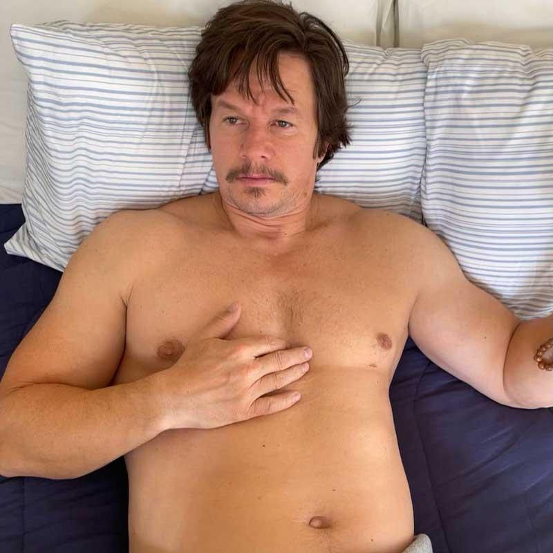 Mark Wahlberg engorda para hacer de Father Stu