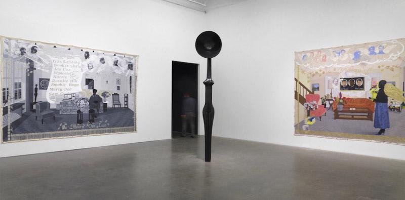 #Blacklivesmatter, dolor, duelo, luto, arte en New Museum