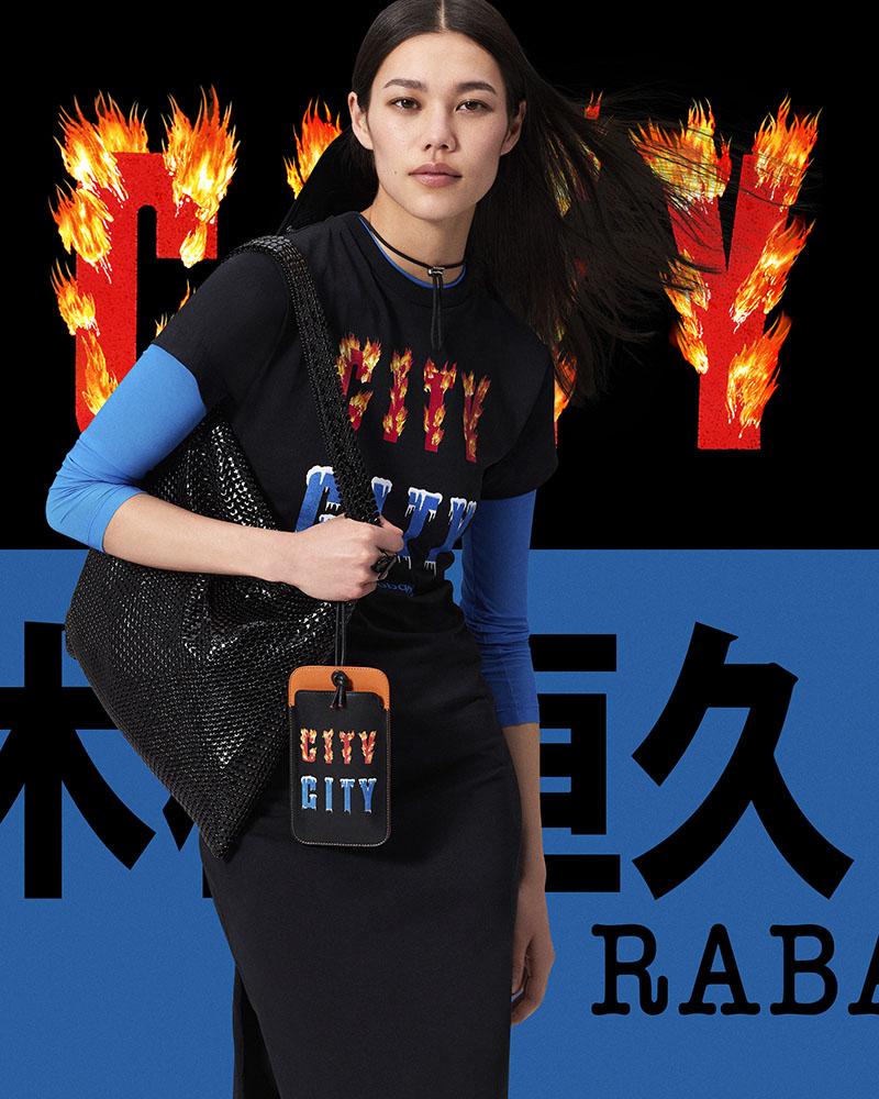 El apocalipsis de Paco Rabanne x Kimura Tsunehisa