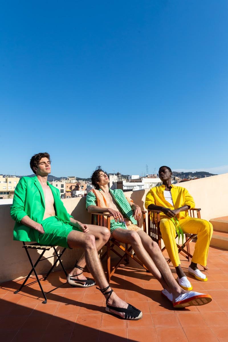 Paraiso SS21 en 080 Barcelona Fashion: el eterno verano