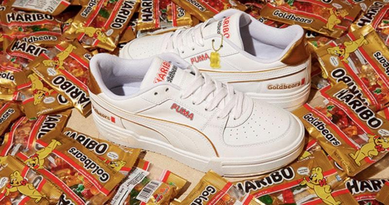 Puma x Haribo: ¿Zapatillas de gominola?