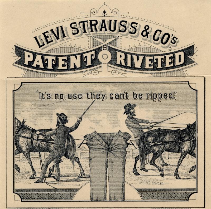 Los vaqueros rectos 501 de Levi's cumplen 148 años