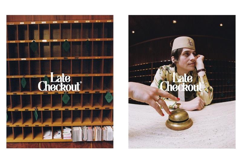 Late Checkout, la moda de C. Tangana y Alex Turrión