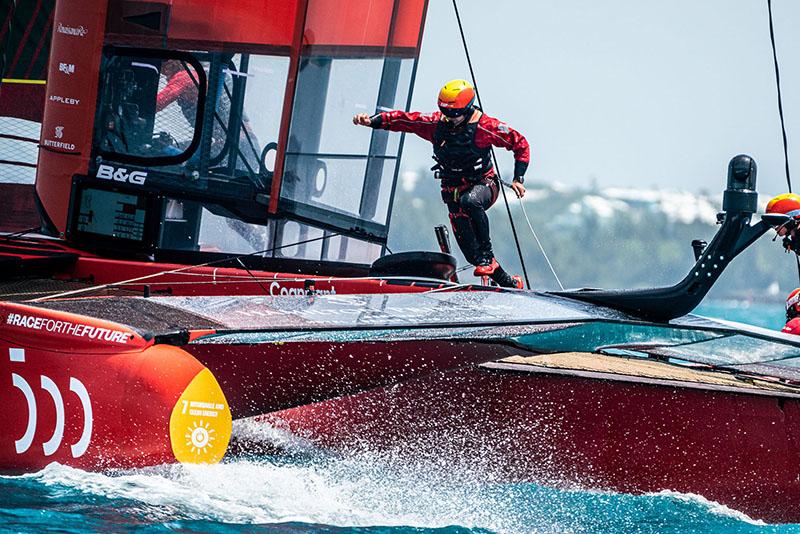 Surca los mares con lo nuevo de Camper x SailGP