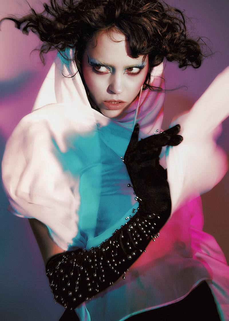 Fotografía de moda en España: Cecilia Gómez x Ana Marti