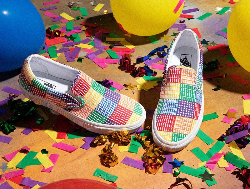 Celebra el Pride con la nueva colección de Vans