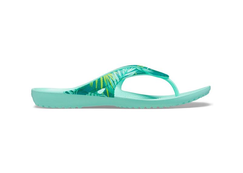 El calzado más tropical del verano es de Crocs