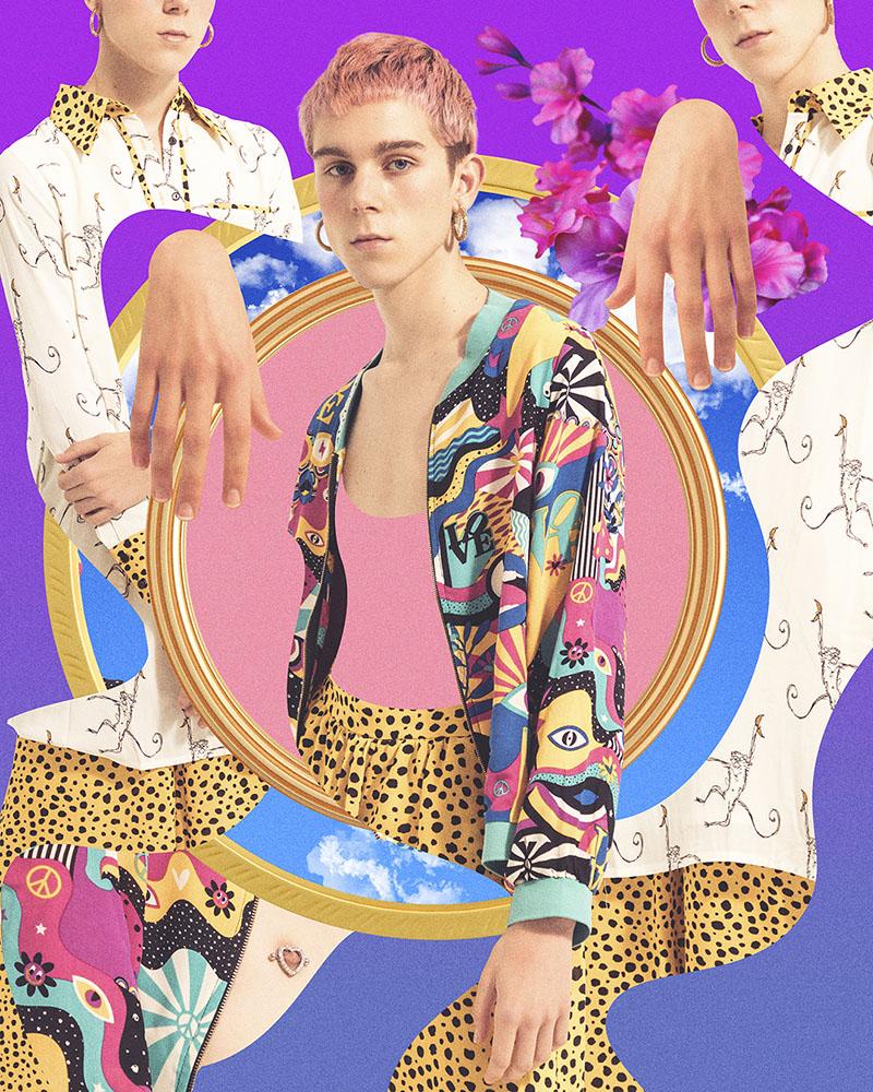 Entrevistamos al artista del collage Molokid x