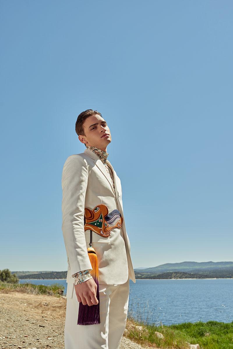 Fotografía de moda en España: The Last Man on Earth