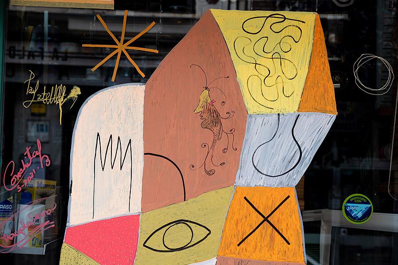 C.A.L.L.E., el festival de intervenciones artísticas