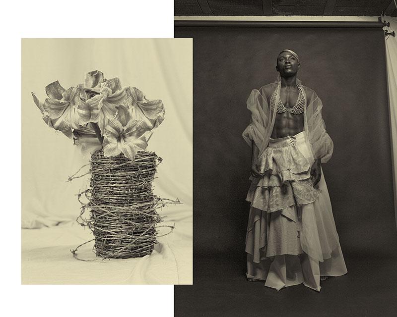 Fotografía de moda en España: Barbed Wire x Héctor Socorro
