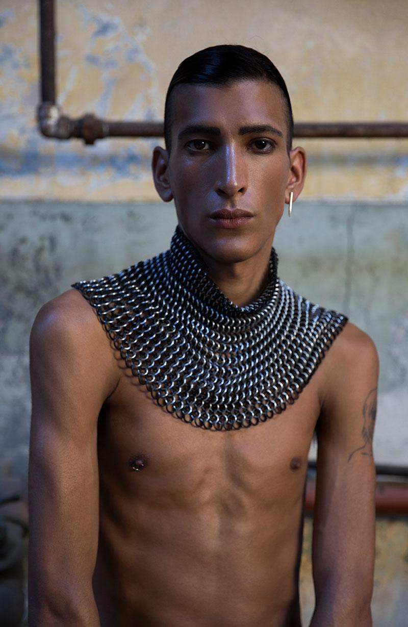 Fotografía de Moda en Argentina: Diego Sotelo