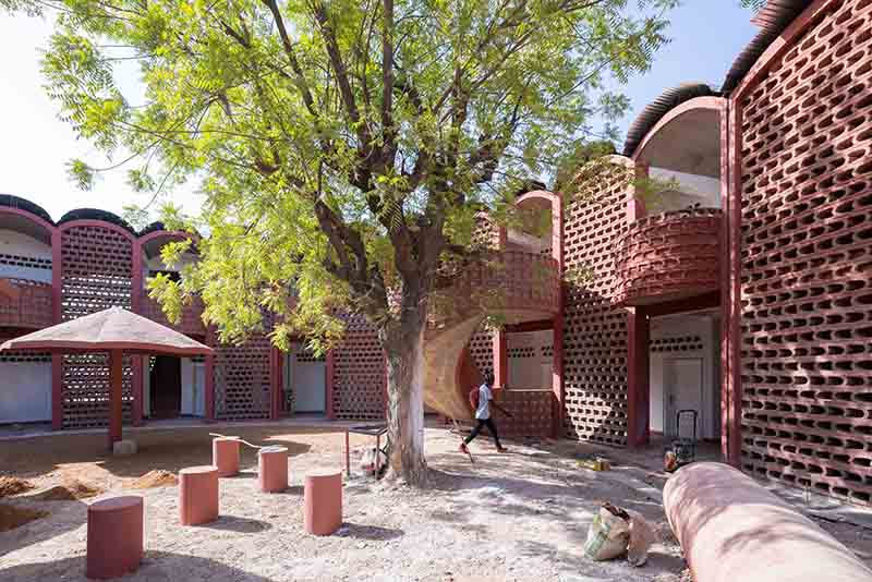 Hospital Tambacounda: arquitectura sensible, Manuel Herz