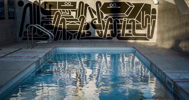 Arte de altura: Juan Díaz-Faes en Aloft Madrid Gran Via