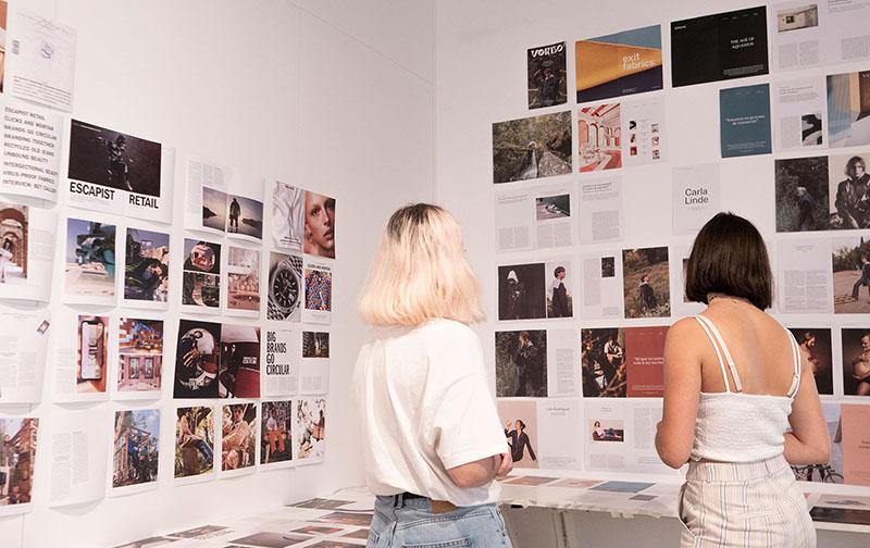 IED, una escuela en la que ver la moda más allá del diseño