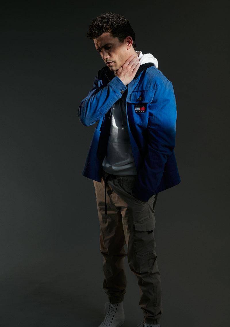 Jaime Lorente, el actor rapero de La Casa de Papel y El Cid