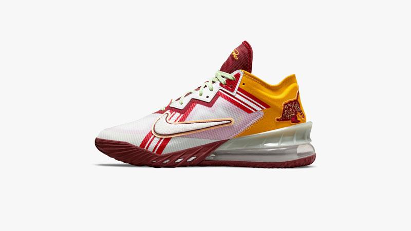 LeBron James y Mimi Plange diseñando para Nike