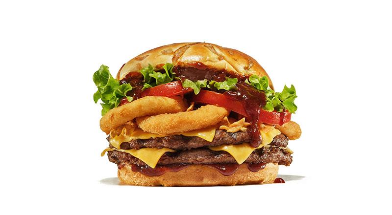 Queen BBQ de Burger King, una hamburguesa nostálgica
