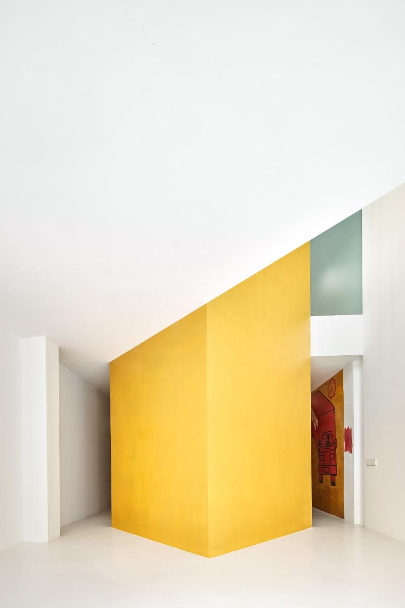 La complejidad y la geometría del arquitecto Raúl Sánchez
