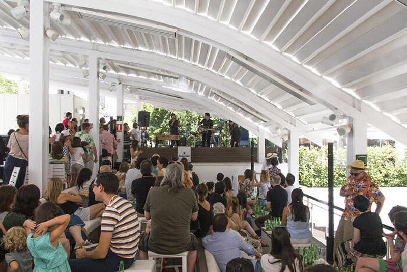 #AperitivosThyssen: arte y música en la terraza del museo