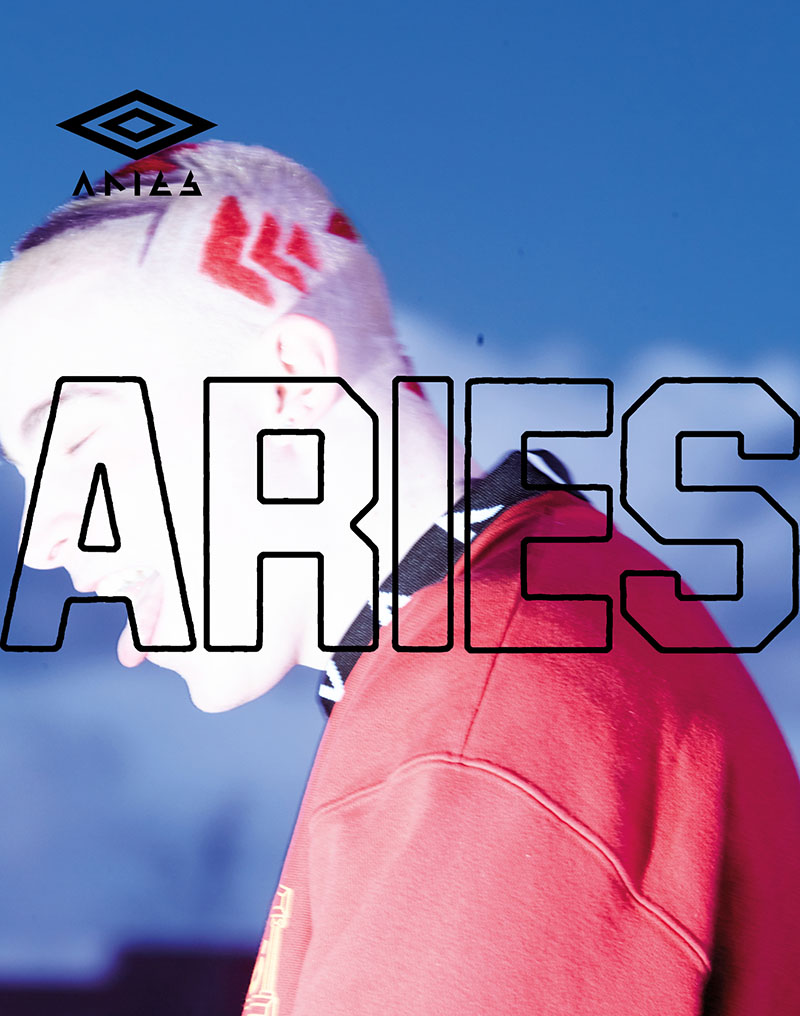 Aries x Umbro tras el objetivo de Lea Clombo
