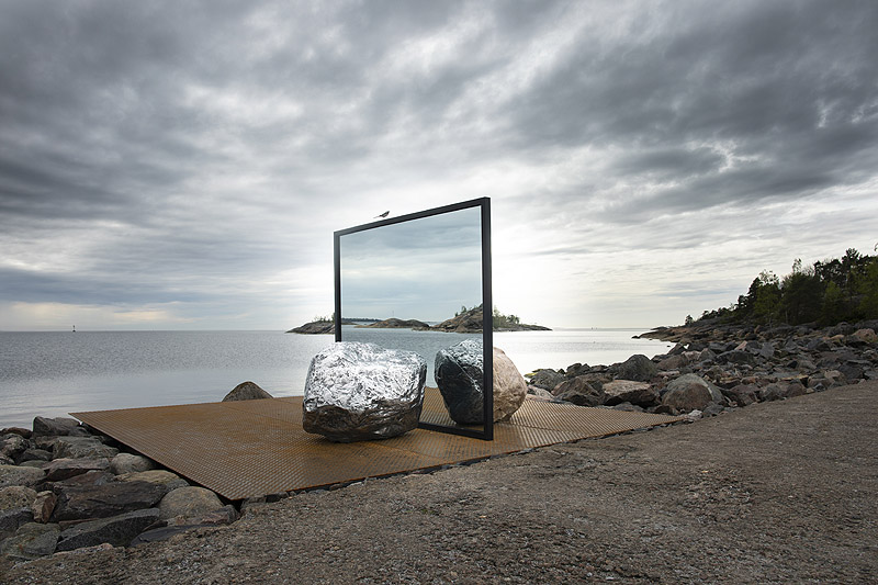 La primera Bienal de Helsinki, The Same Sea
