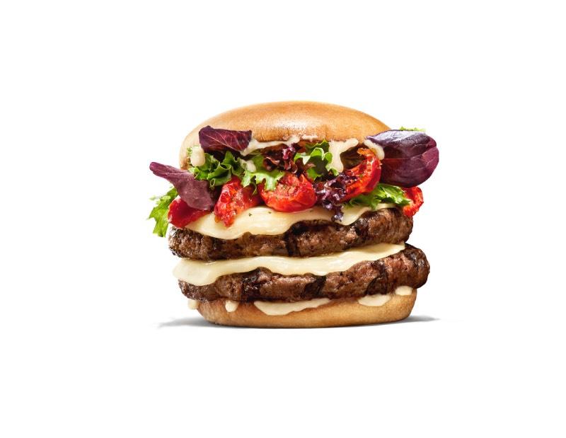 King Selection: La nueva burger de Tomate Seco y Formaggio
