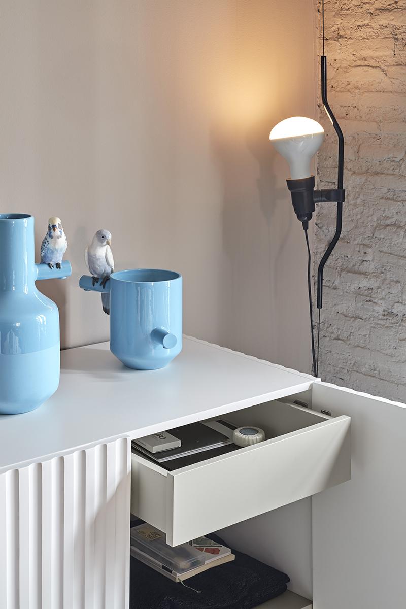 Doric, la nueva colección de Cambres Design para Teulat