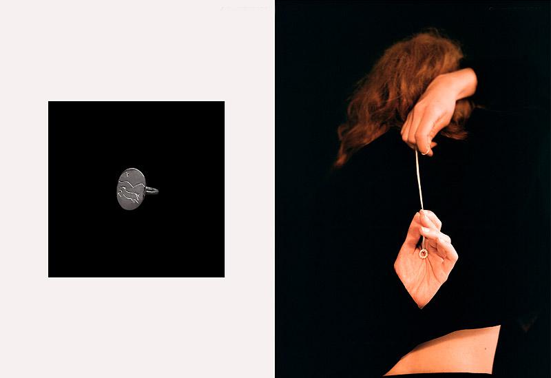 Carla Souto presenta sus esculturas vestibles