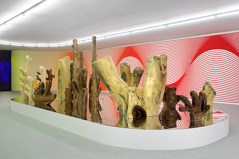 'After Nature' de Claudia Comte en el Thyssen-Bornemisza