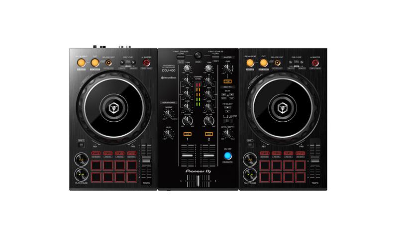 DDJ-400 Pioneer DJ: controlador pensado para aprender