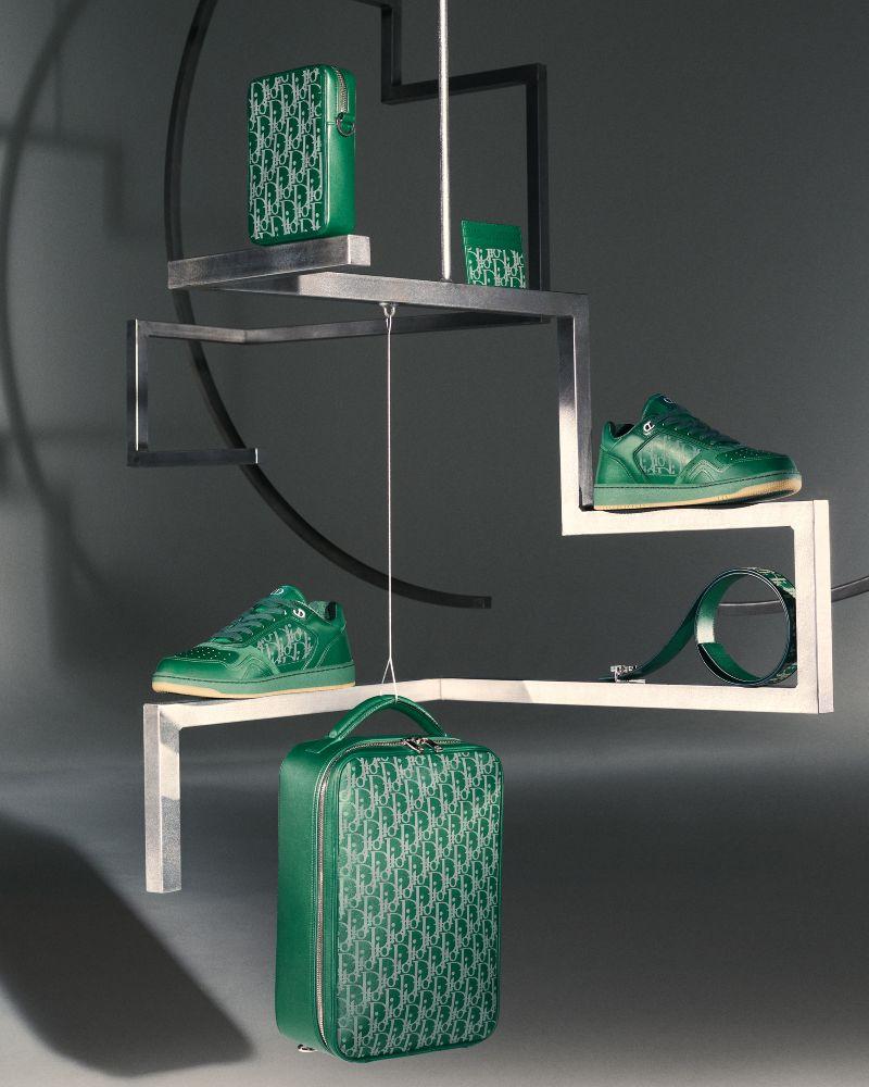 Dior World Tour: Diseño monocromático de edición limitada