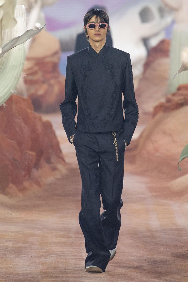 Dior Men Summer 2022: Dior Cactus Jack