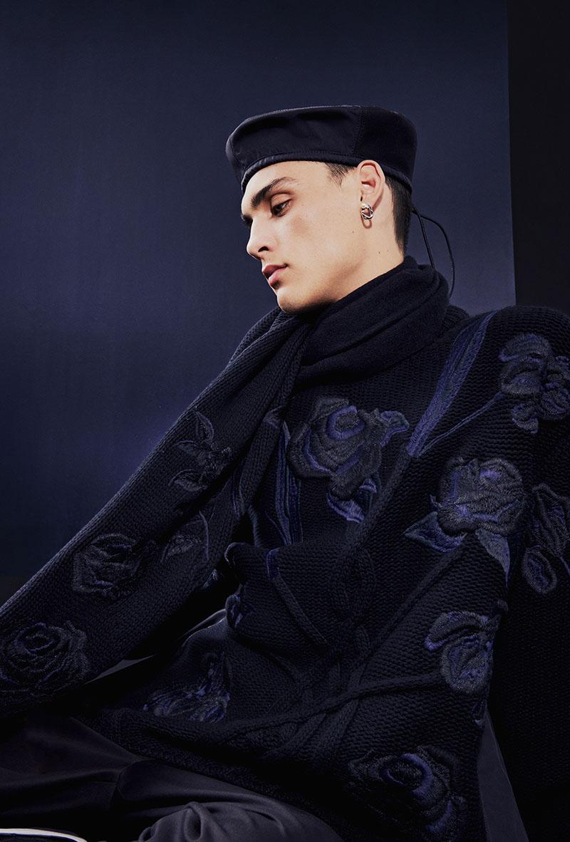 La primera colección de Dior x Sacai