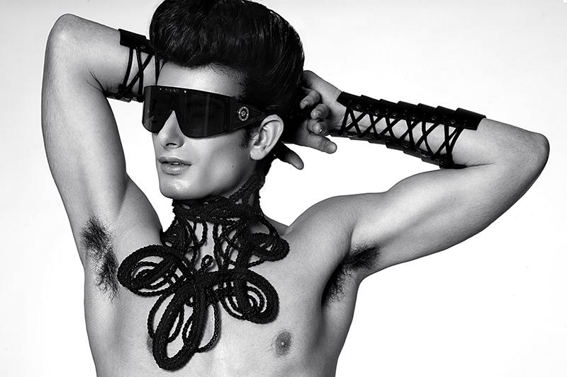 C'est Moi Le Mec, editorial de moda por Frank Mijares