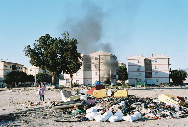 Farrucas, la adolescencia en el barrio marginal de El Puche
